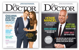 Dear Doctor Dentistry Magazine Covers